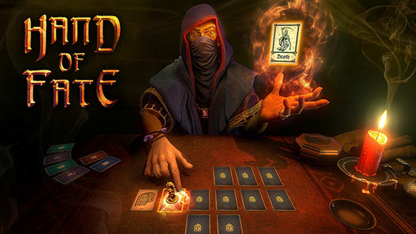 Hand of Fate deals destiny on XB1, PS4 in Jan.