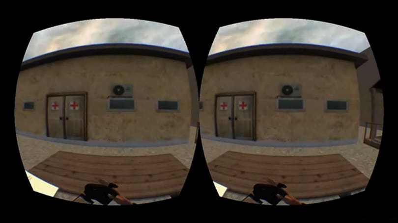Oculus game teaches journalists how to survive in war zones