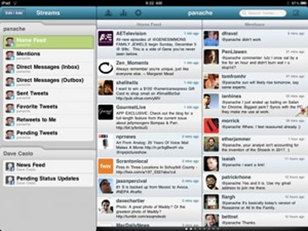 HootSuite for iPad now available