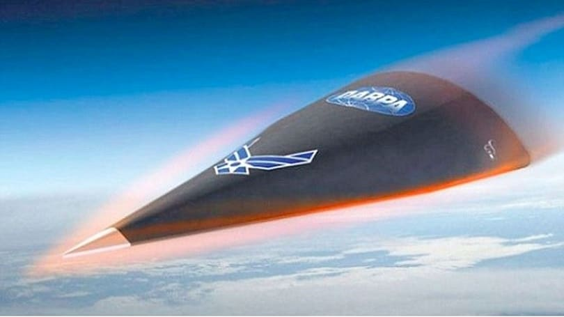 DARPA's Falcon HTV-2 hypersonic aircraft launches today, does New York to LA in 12 minutes (update: lost in flight)