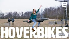 ICYMI: The U.S. Army is making actual hover bikes