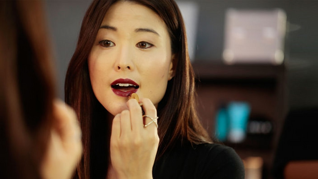 Fall's most sophisticated lip color
