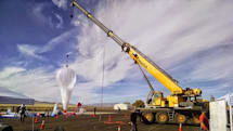 Google's internet balloons can stay aloft for 100 days