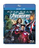 Marvel's The Avengers (Two-Disc Combo)