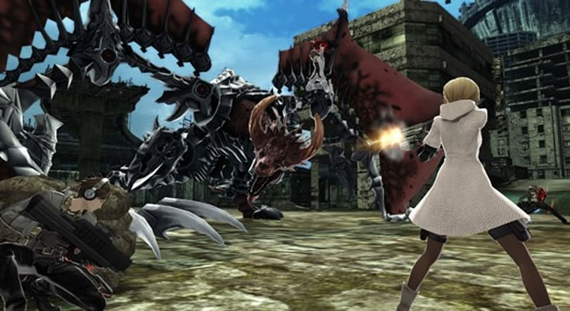 Vita online combat game Freedom Wars makes a break for the West