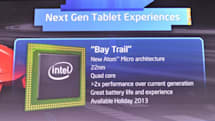 Intel introduces 'Bay Trail,' a quad-core Atom-based processor for tablets
