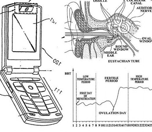 Samsung files patent app for fertility measuring phone