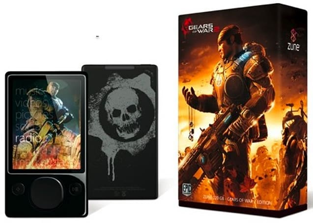 Reminder: Win this Gears of War 2 Zune
