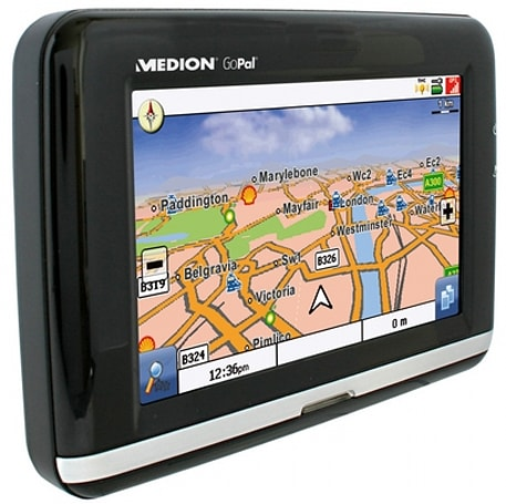 Medion GoPal PNA 460, 465, and 470 bring inexpensive GPS