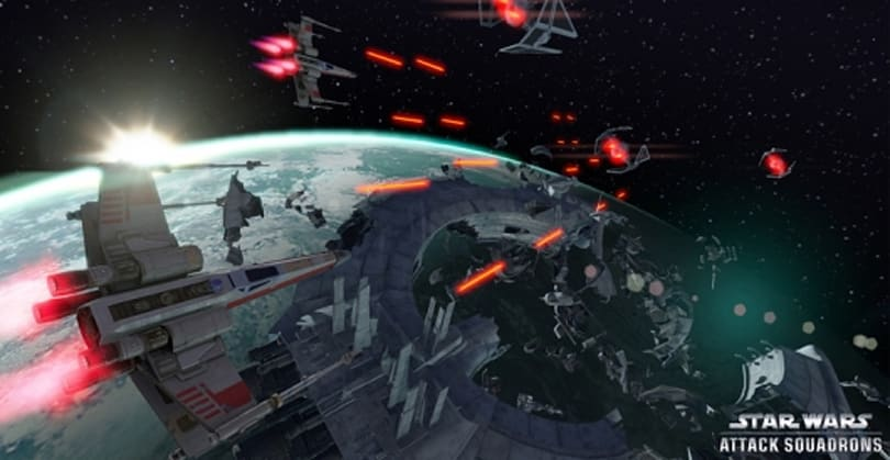 Disney announces Star Wars: Attack Squadrons