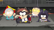 Watch 'South Park' creators explain why their next game is better
