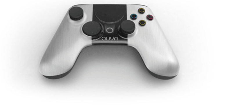 OUYA to get OnLive gameplay at launch, console's full controller gets pictured