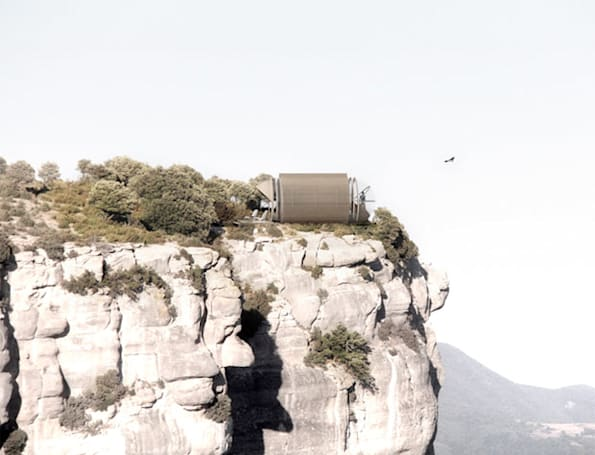 IN-TENTA DROP eco-hotel: a green way to live post-apocalyptically