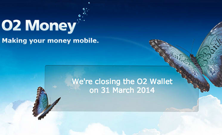 UK carrier O2 dropping its mobile wallet service after less than two years