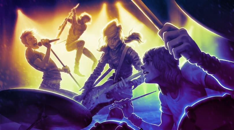 Harmonix caught posting five-star Rock Band 4 reviews on Amazon