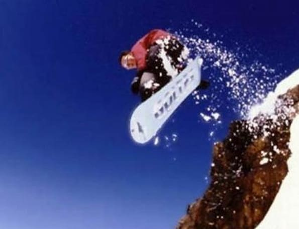WRUP: backside air edition