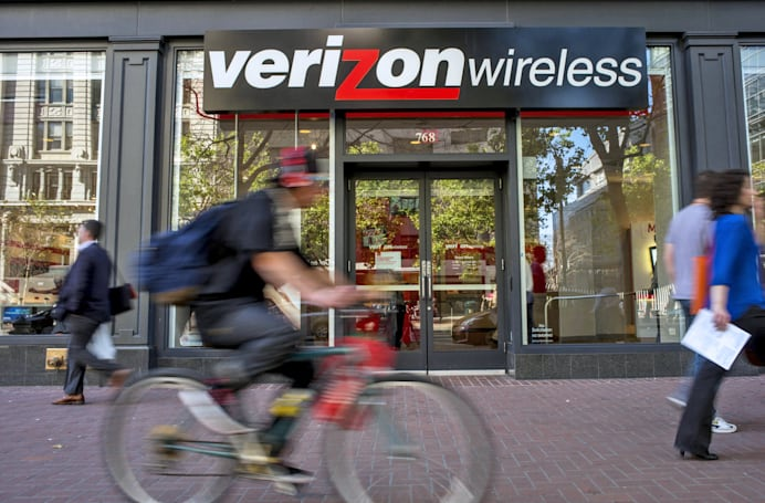 Verizon can't share web activity with advertisers unless you opt in
