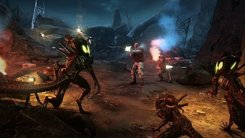Sega and Gearbox targeted in Aliens: Colonial Marines lawsuit
