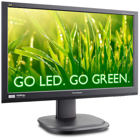 ViewSonic introduces 22- and 24-inch VG36-LED monitors, tips hat to Ma Earth