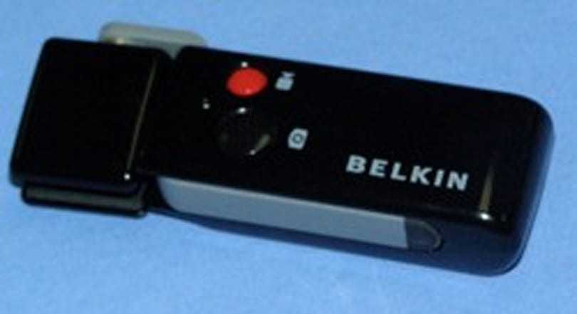 Belkin preps LiveAction camera remote for your iPhone