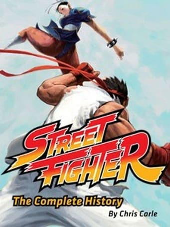 Learn the history of Street Fighter in upcoming book