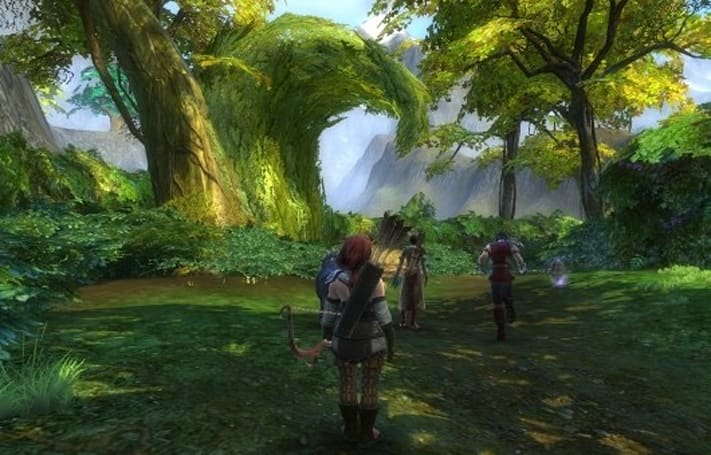 Enter at Your Own Rift: Looking for groups