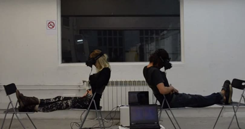 Oculus Rift Gender Swap aims to unravel identity, intimacy, respect