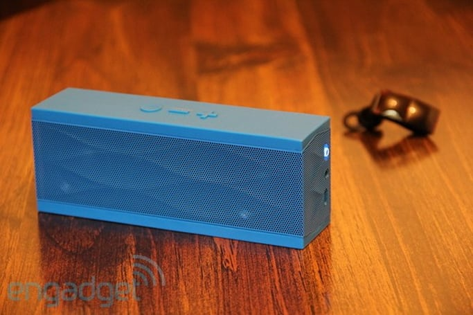 Jawbone Jambox gets Android app support, semi-ironic silent mode