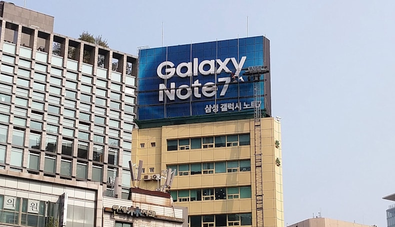 Note 7 debacle forces Samsung to offer next-gen discounts in Korea