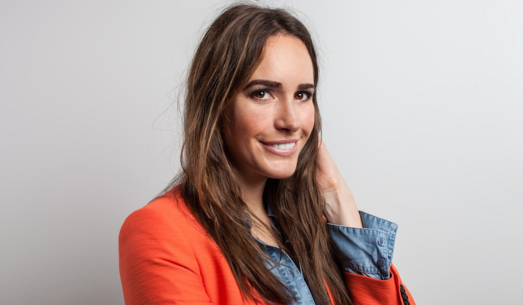 Busy and Fabulous: A Day with Louise Roe