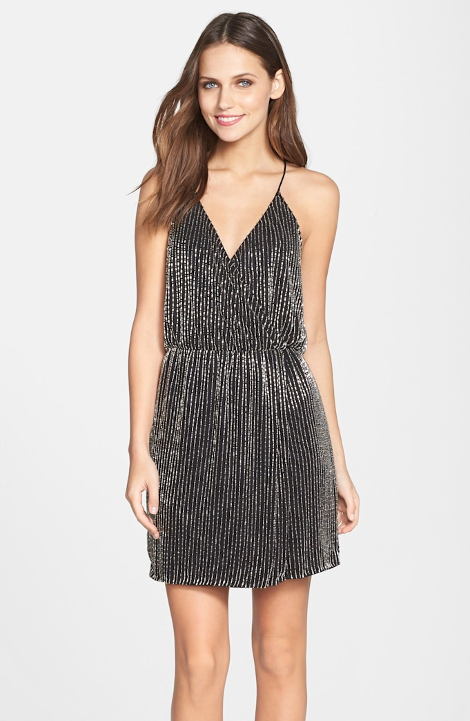 The prettiest New Year's Eve dress