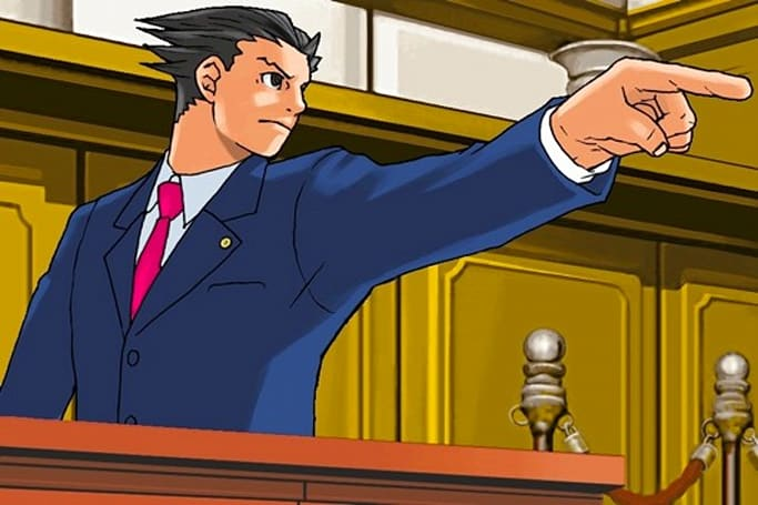 Phoenix Wright: Ace Attorney Trilogy HD coming to iOS this fall