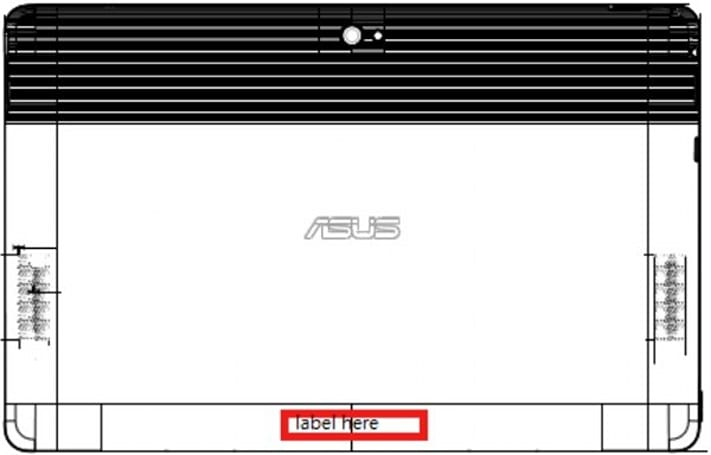 ASUS Tablet 810 with Windows 8 transforms its way past the FCC