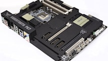 ASUS Sabertooth P67 motherboard sheds its skin, feels better without it
