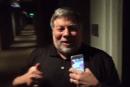 Watch Steve Wozniak demo hotel keyless entry with the iPhone