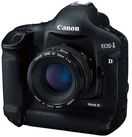 Canon's EOS-1D / EOS-1Ds Mark III leaking oil all over your precious images