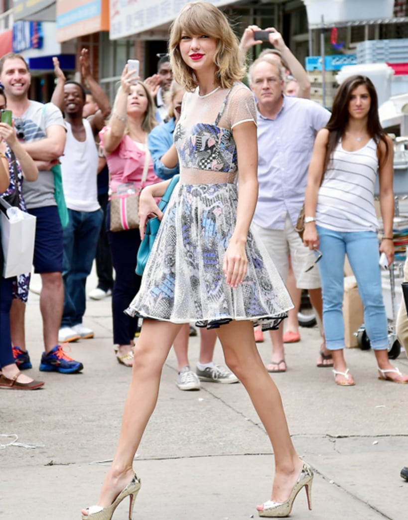 Top 9 at 9: Tay Swift leaves gym in $8000 outfit, plus more news