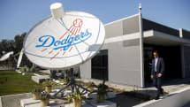 DOJ sues DirecTV for conspiring against LA Dodgers (updated)