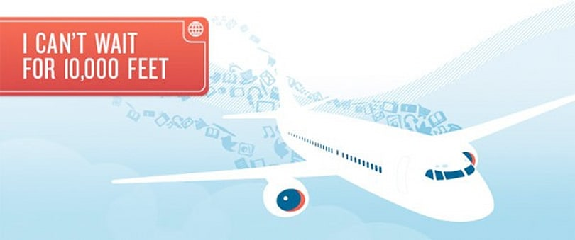 Gogo goes global: partnership with Inmarsat to give you the internet on international flights