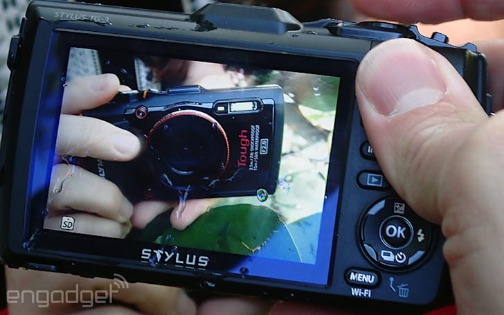 Olympus Stylus TG-3: a ruggedized camera that doesn't suck