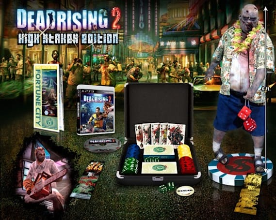 Dead Rising 2 High Stakes Edition is a gamble
