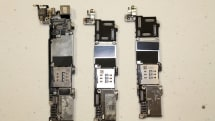 iPhone 5c, 5s teardown by Australian repair shop