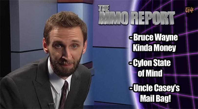 The MMO Report: Newstastic edition