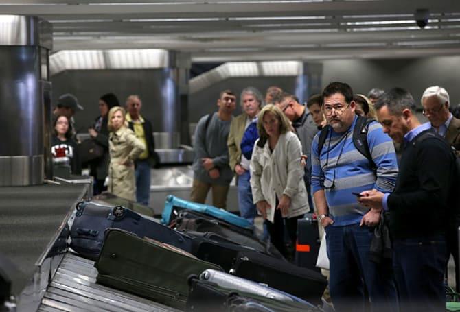 Samsung and Samsonite are working on smart luggage