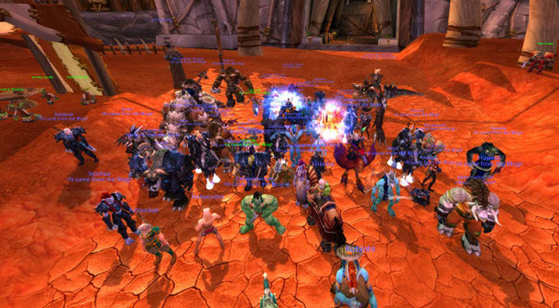 It came from the Blog: Brewfest 2010 live stream