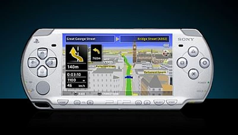 Sony bigwig hints at GPS-enabled PSP games