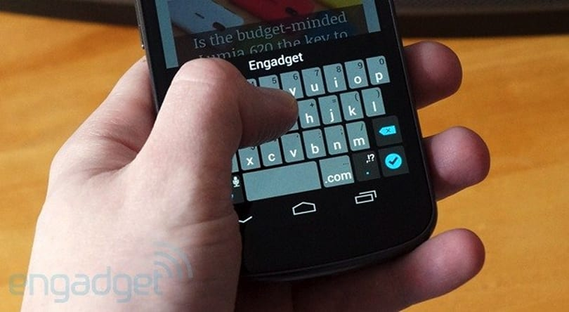 SwiftKey 4 launches with Flow, personal style detection (hands-on)