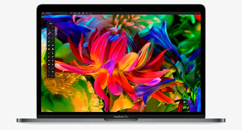 The 15-inch MacBook Pro vs. the competition: More than touch