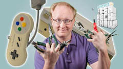 Ben Heck's Nintendo PlayStation prototype teardown, part 1