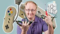 Ben Heck'sNintendo PlayStation prototype teardown, part 1